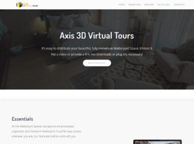 Axis 3D Virtual Tours
