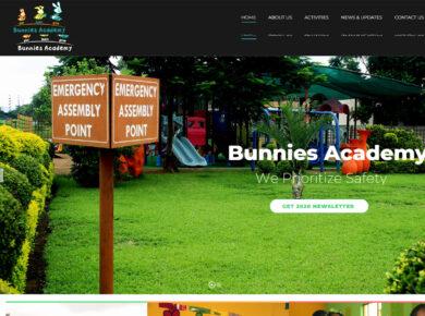 Bunnies Academy
