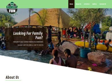 Gabane Family Fun Villa
