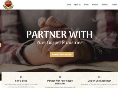 Pure Gospel Ministries